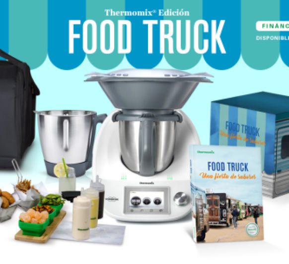 Thermomix® tm5 food truck 0%