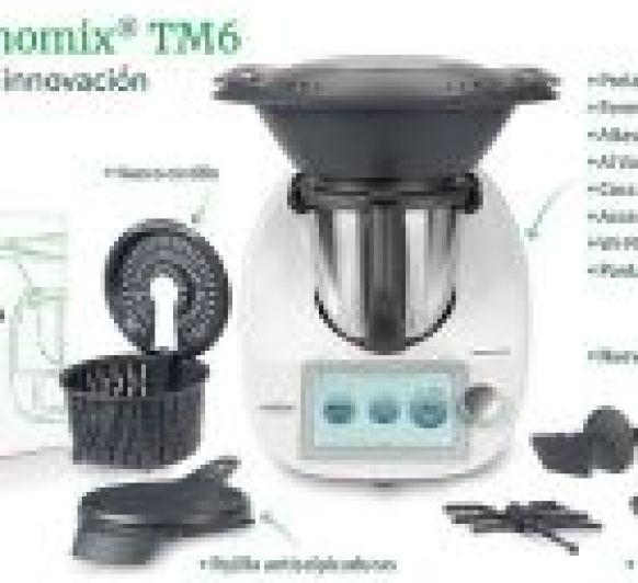 Nuevo TM6, nuevos modos de cocina !!!!