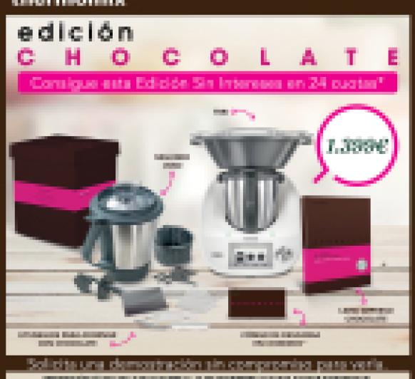 NUEVA PROMOCION EDICION CHOCOLATE Y.....