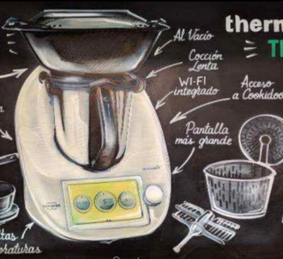 El nuevo Thermomix® TM6 llegará a tu cocina en breve