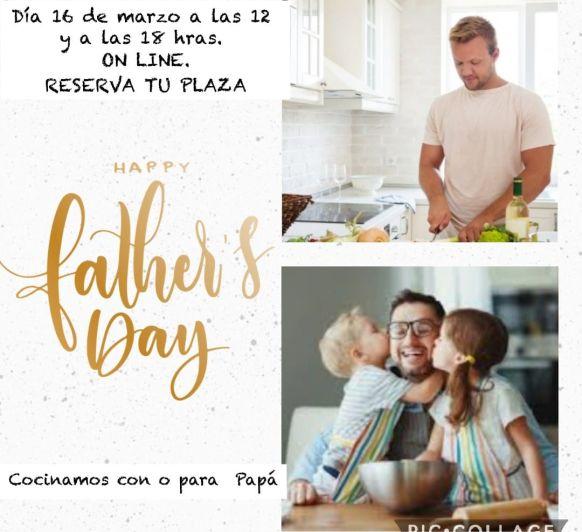 Taller día del padre