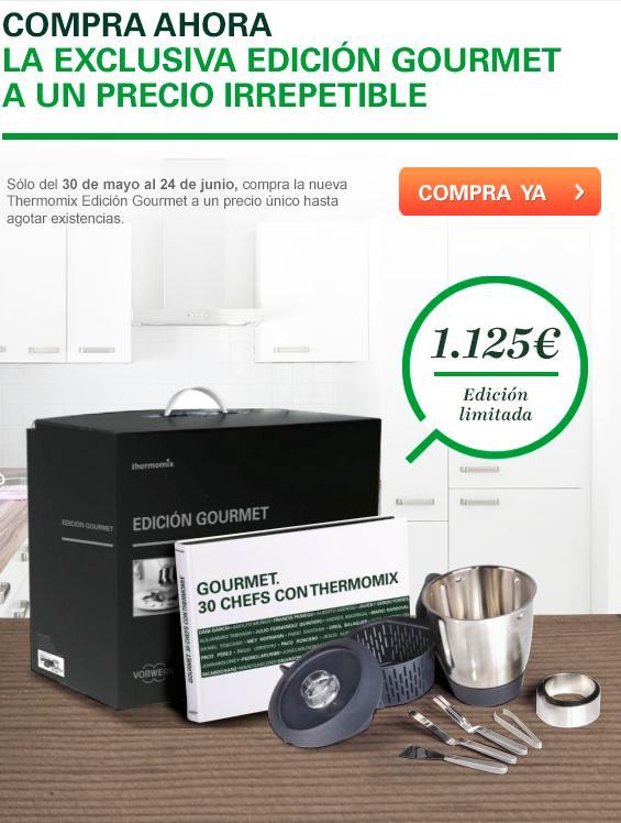 Promoción Edición Gourmet