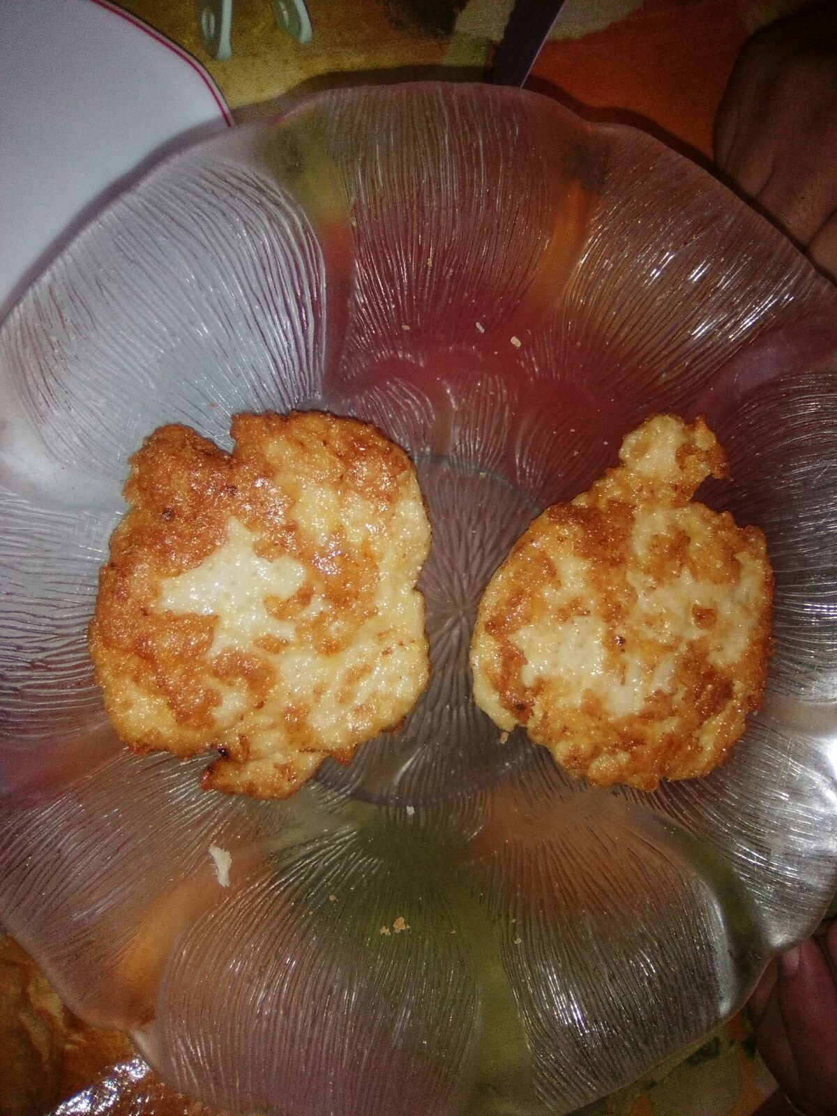 Hamburguesas de pollo y queso con Thermomix®