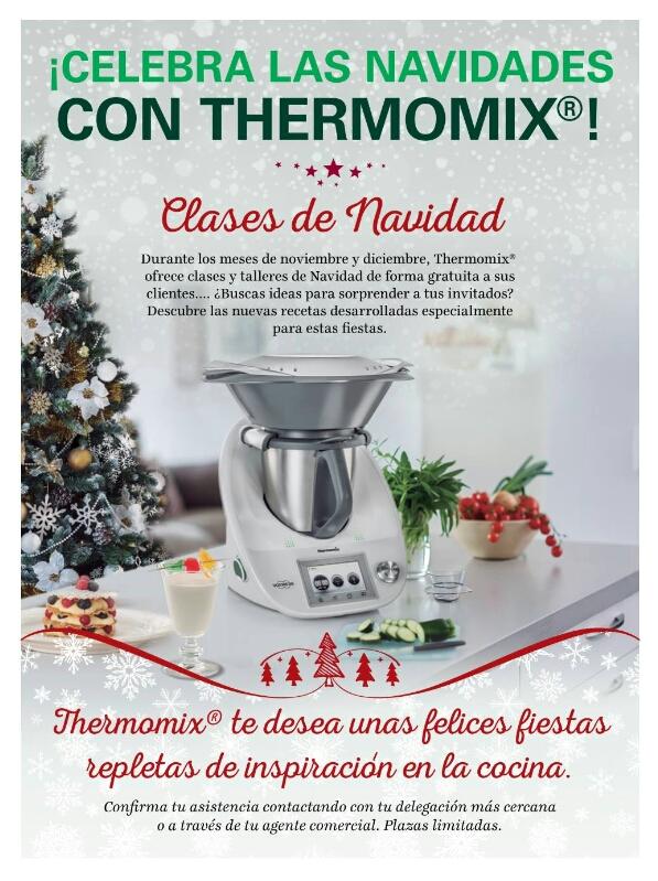 Talleres de Navidad con Thermomix® en Ávila