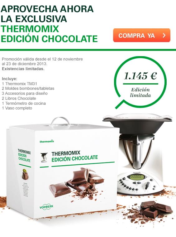 PROMOCION EDICIÓN CHOCOLATE
