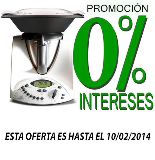 Promoción 0% Intereses hasta el 10/02/2014