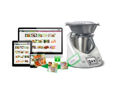 Nuevo cook-key® de Thermomix® , ¿Qué es?, ¿Cómo funciona?, ¿Para qué sirve?