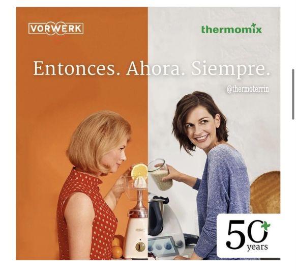 50 Aniversario Thermomix®