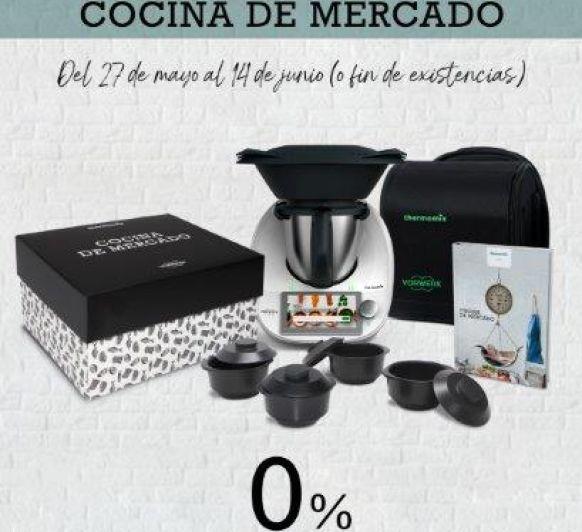 EDICION COCINA DE MERCADO 0% INTERESES