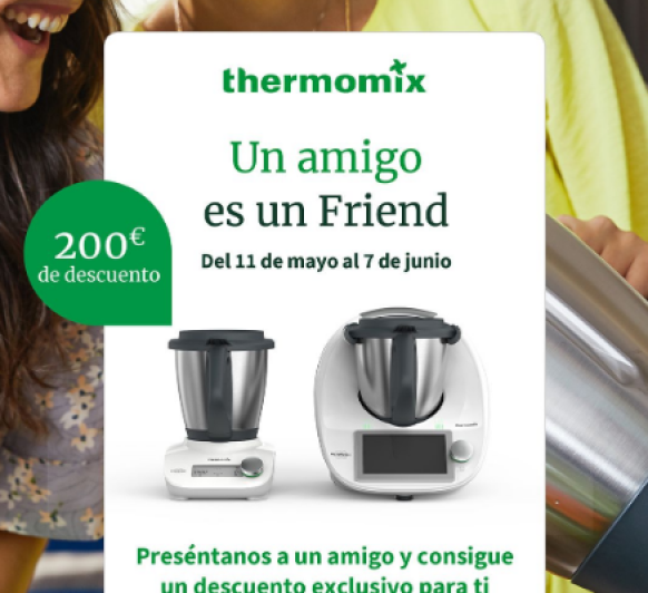''Friend'' by Thermomix®