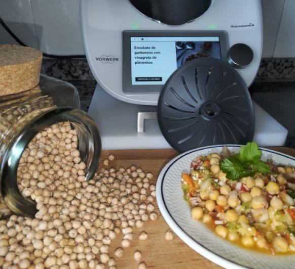 Cocción de legumbres