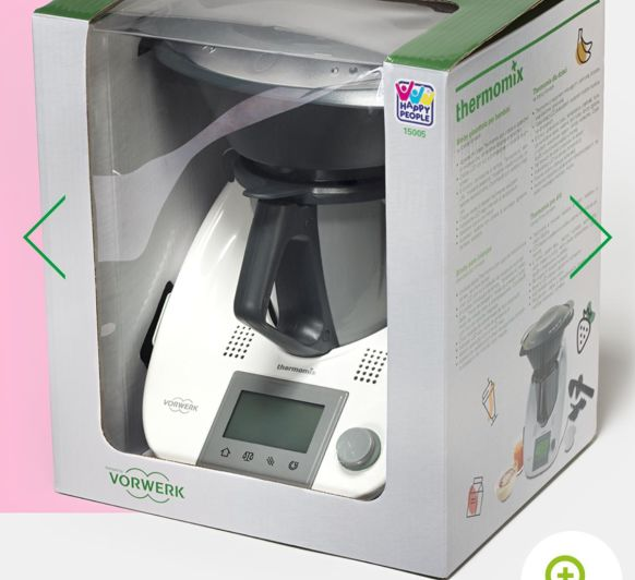 JUGUETE Thermomix® TM5