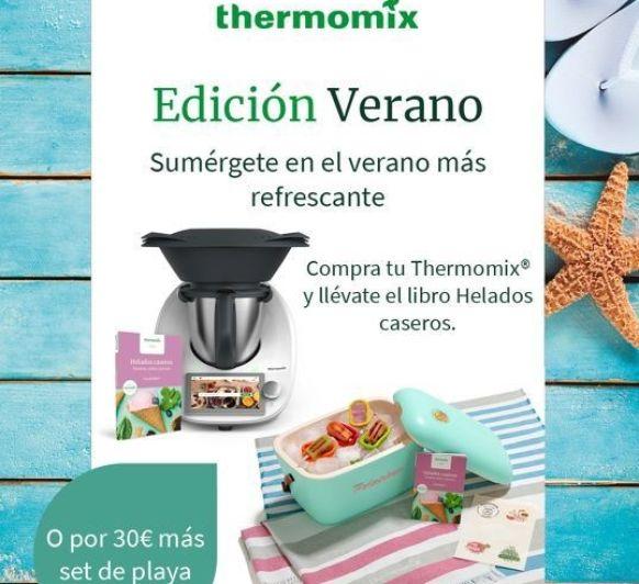 Thermomix® y el verano, disfrútalo a tú gusto