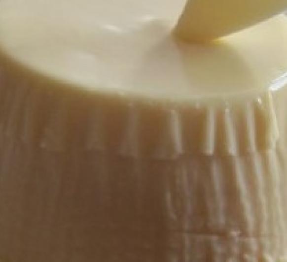 Bavaroise de queso