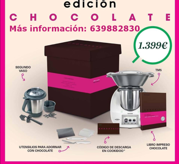 Edición Chocolate Thermomix®