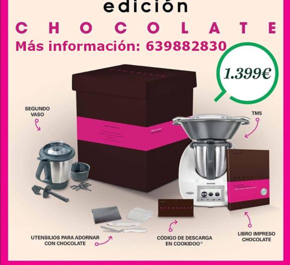 Edición Chocolate Thermomix®