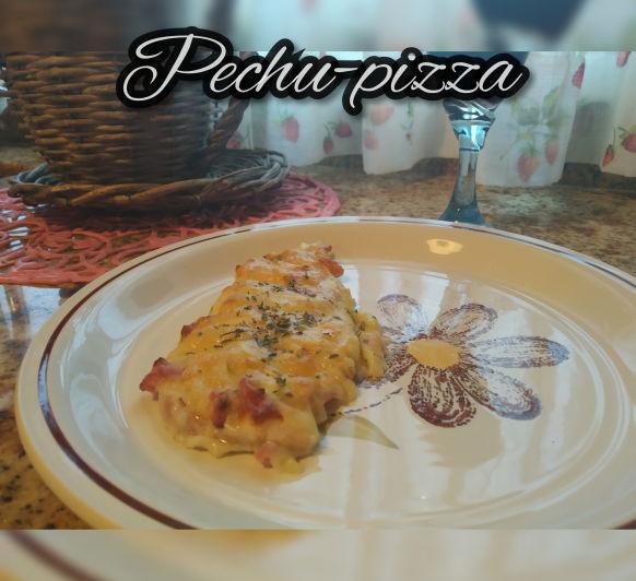 Pechu-pizza