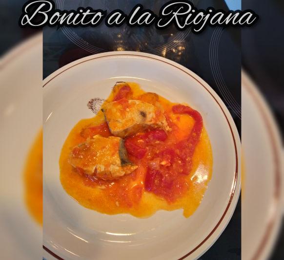 Bonito a la Riojana