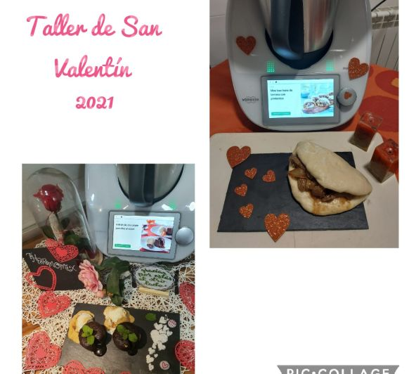 Taller S. Valentín