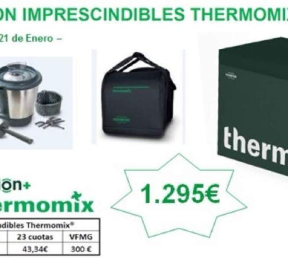 Última promoción Thermomix®