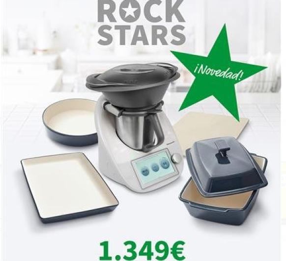 Thermomix® + Rock Stars