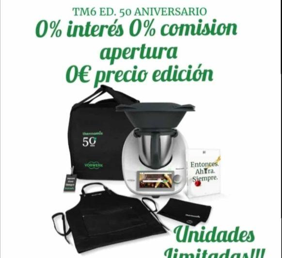 Edición 50 ANIVERSARIO ¡¡¡SIN INTERESES!!!
