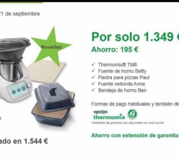 Promoción Thermomix®