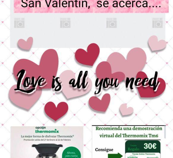 Febrero el mes del amor!!!