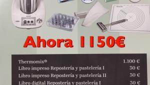 Thermomix® con Edición PASTELERÍA