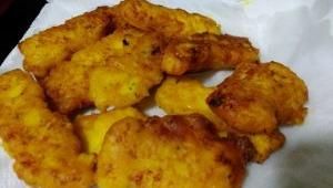 Fingers de Merluza con salsa de tomate sin gluten, sin lactosa, sin huevo con Thermomix®